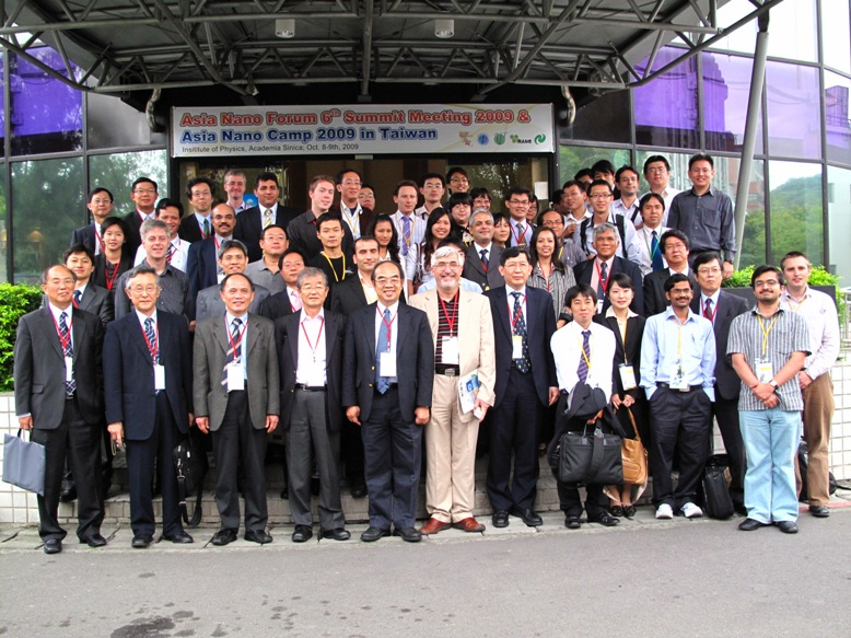 Asia Nano Forum Summit 2009