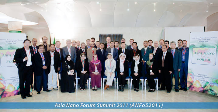 Asia Nano Forum Summit 2011