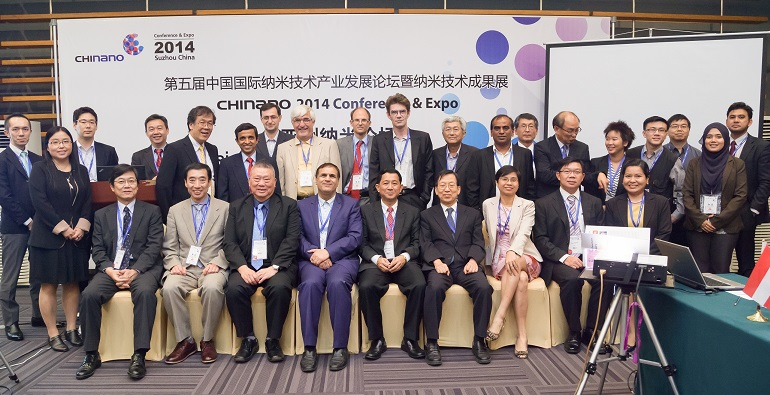 Asia Nano Forum Summit 2014